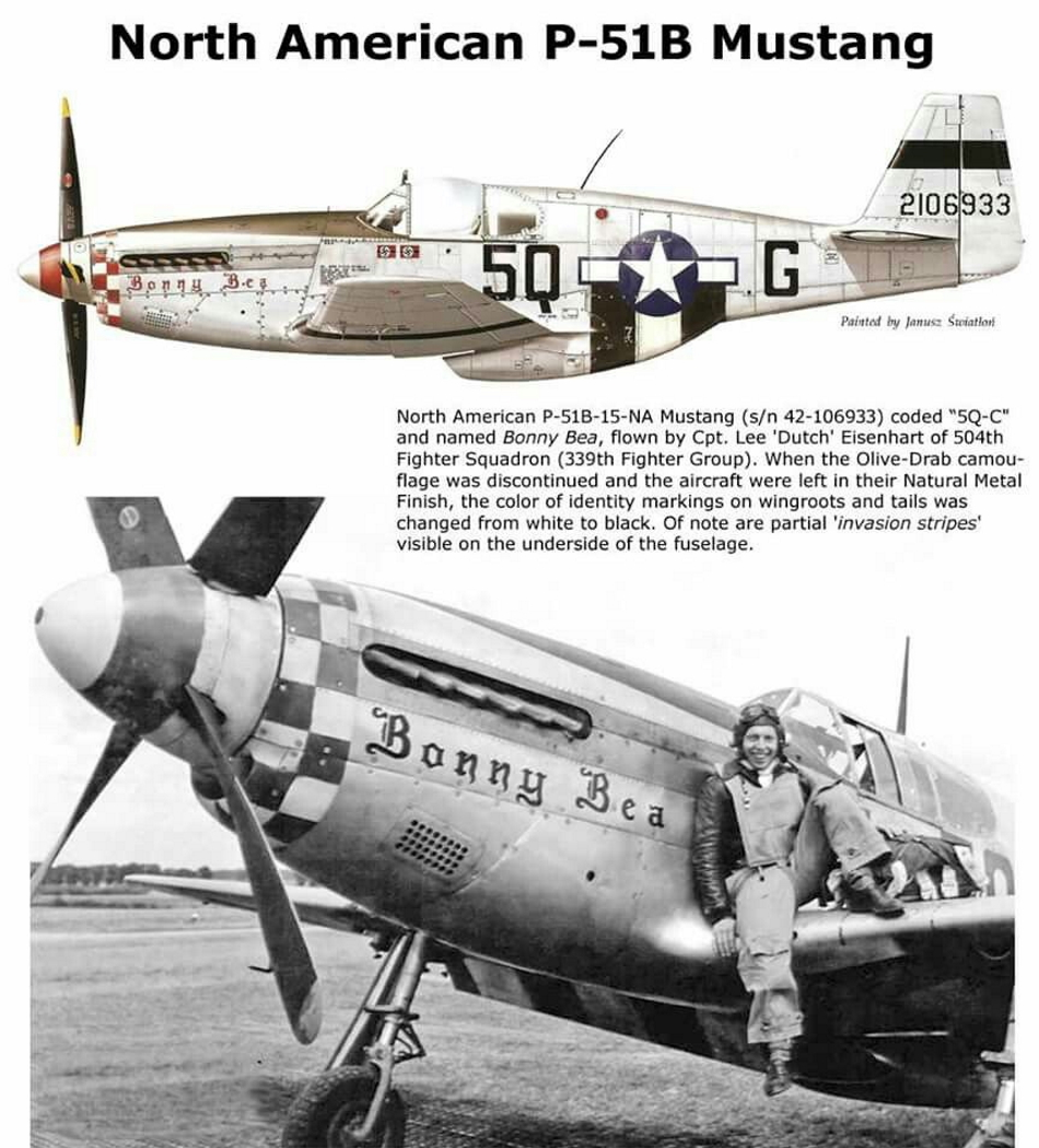 NORTH AMERICAN P-51 MUSTANG P51b_u23