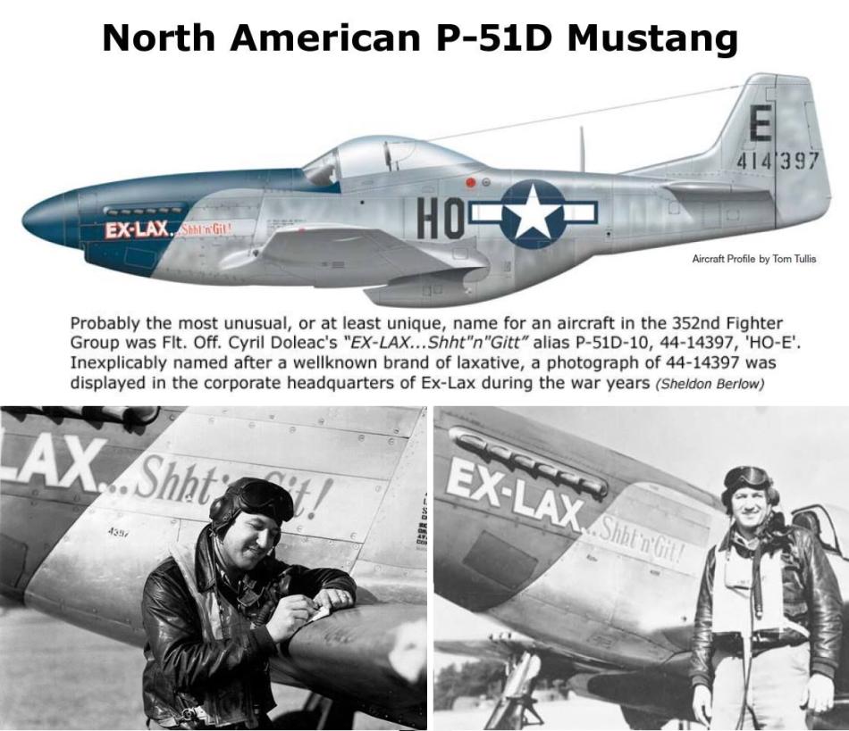 NORTH AMERICAN P-51 MUSTANG P51d-118