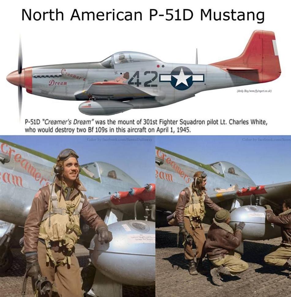 NORTH AMERICAN P-51 MUSTANG P51d-128