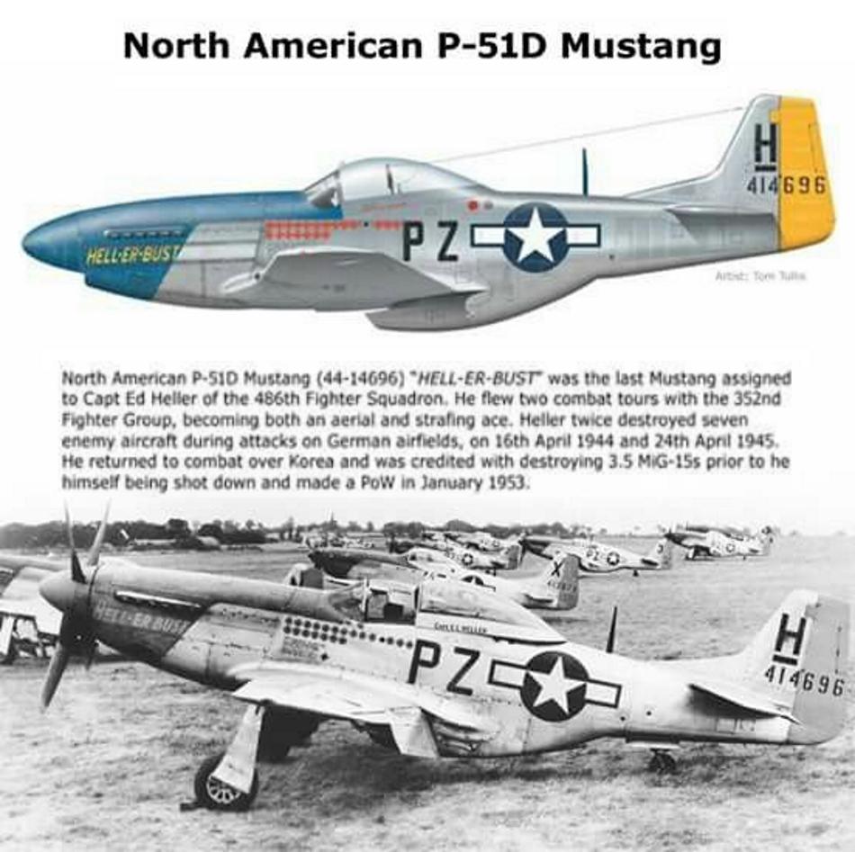 NORTH AMERICAN P-51 MUSTANG P51d-212