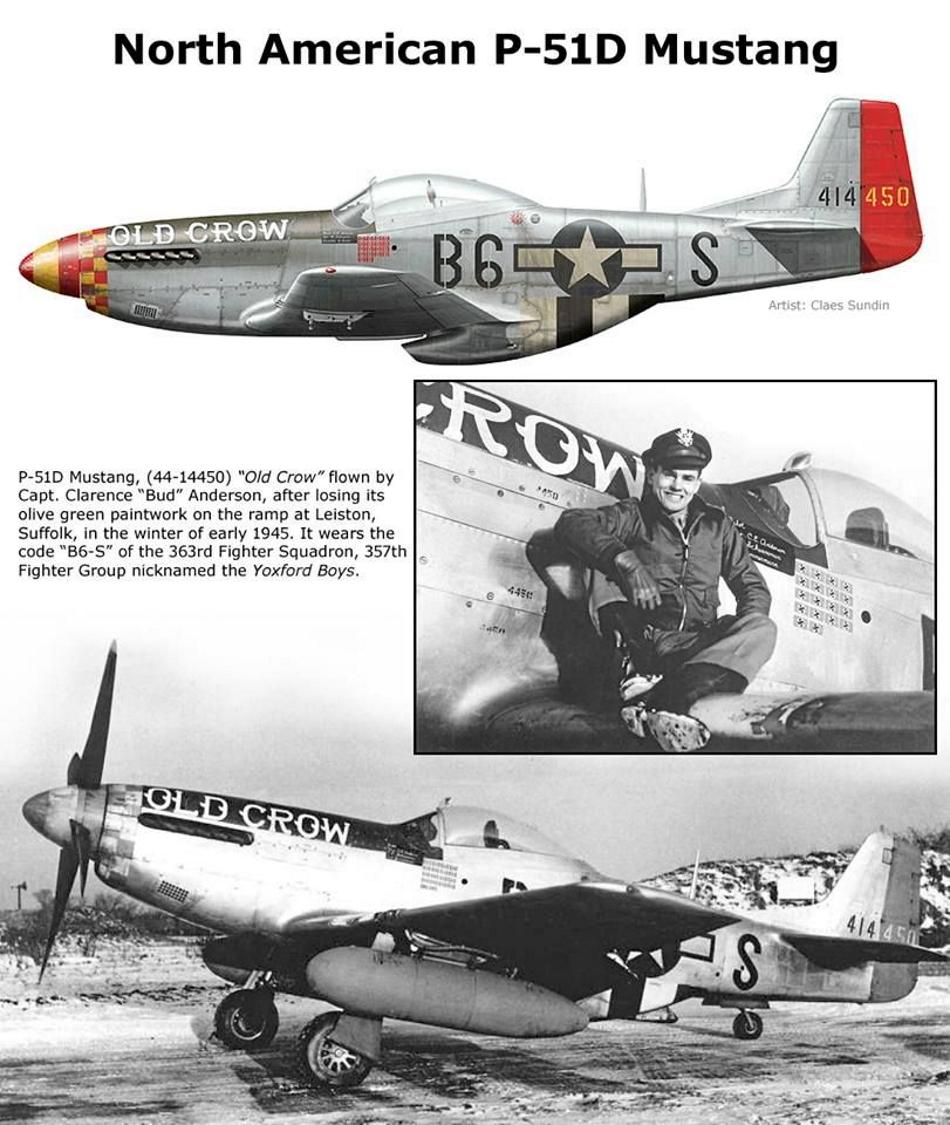 NORTH AMERICAN P-51 MUSTANG P51d-710