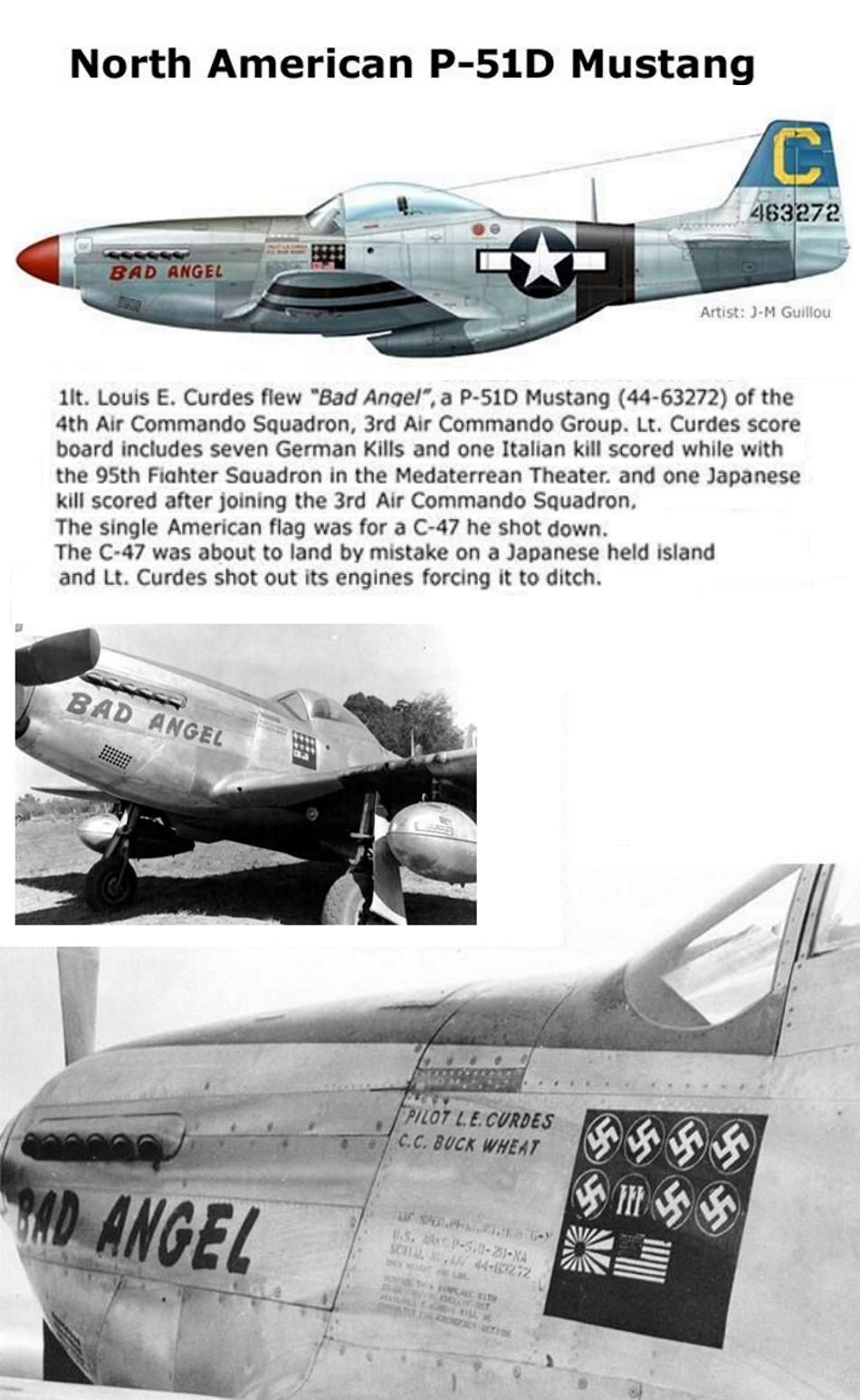 NORTH AMERICAN P-51 MUSTANG P51d-911