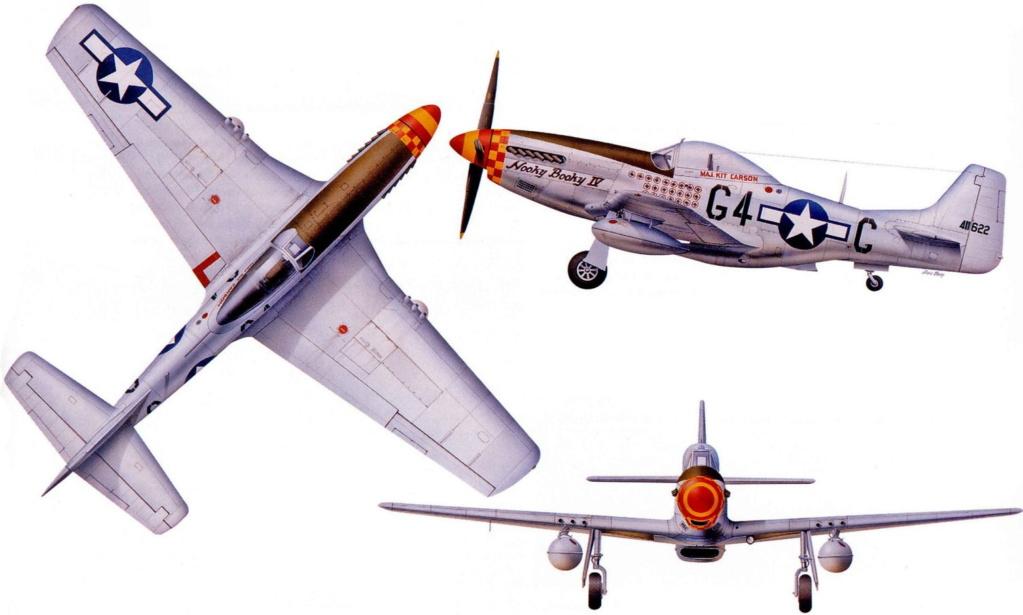NORTH AMERICAN P-51 MUSTANG P51d_u15