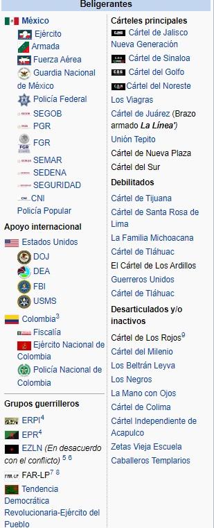 ¿Cómo erradicar la violencia y la corrupción en México? 0127