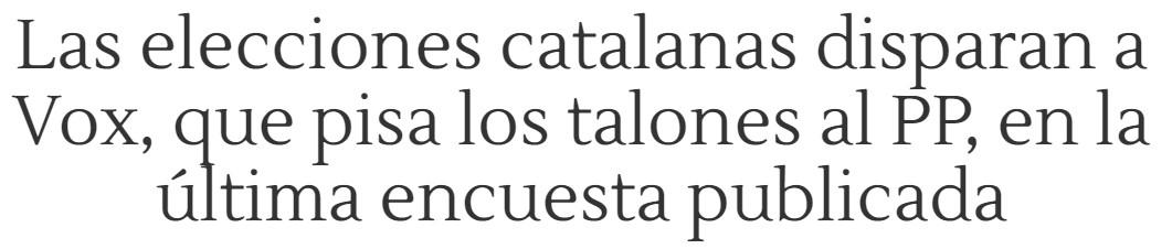 Elecciones en Cataluña 0130