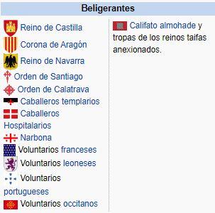 La batalla de Las Navas de Tolosa 0175