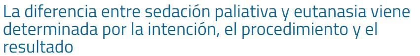 ¿Qué supondrá la ley de eutanasia en España? 0414