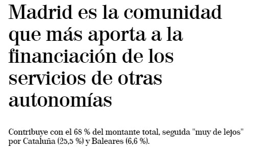 Catalunya discriminada por Madrid 2110