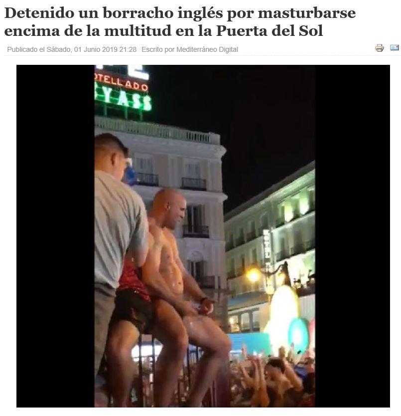 No hubo siesta para los Madrileños 215