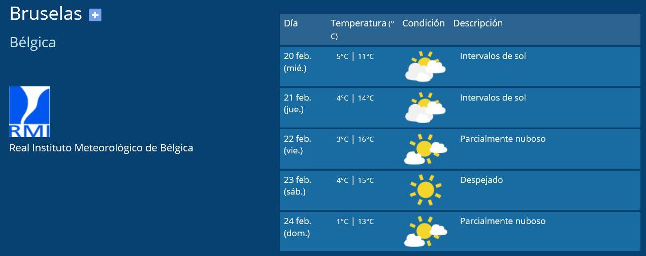 El clima de hoy donde tú vives - Página 15 Brusel10