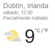 El clima de hoy donde tú vives - Página 15 Dublin10