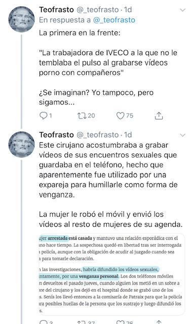 Suicidio de una mujer que grabó un vídeo porno con sus compañeros Img_1811