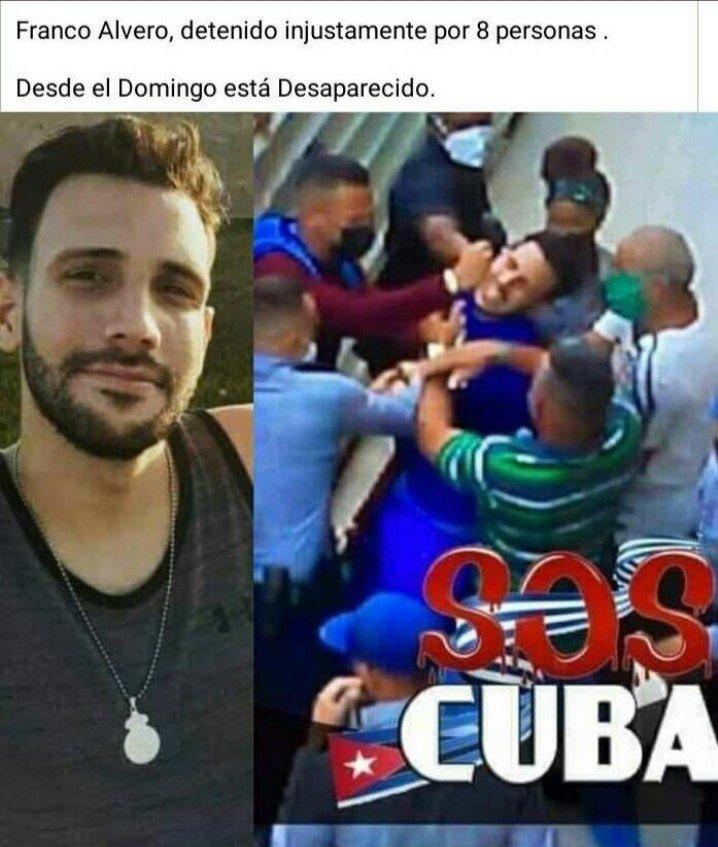 Cuba, el pueblo se ha cansado de la dictadura - Página 2 Img_8516