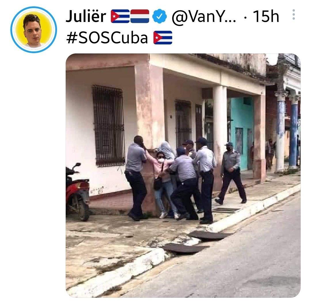 Cuba, el pueblo se ha cansado de la dictadura - Página 2 Img_8517