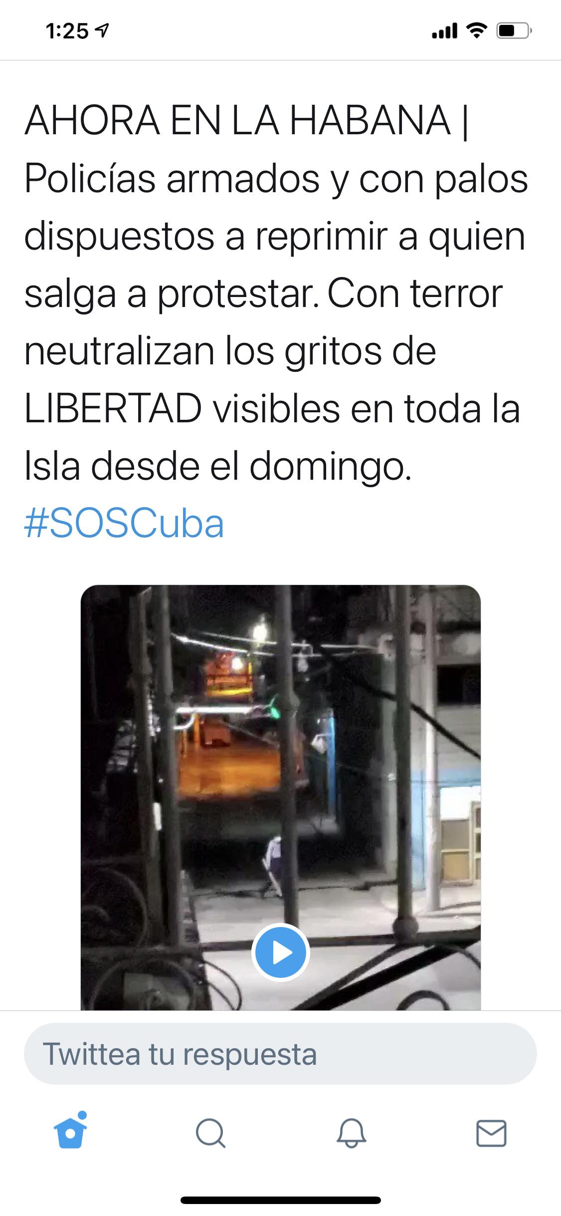 Cuba, el pueblo se ha cansado de la dictadura - Página 2 Img_8518