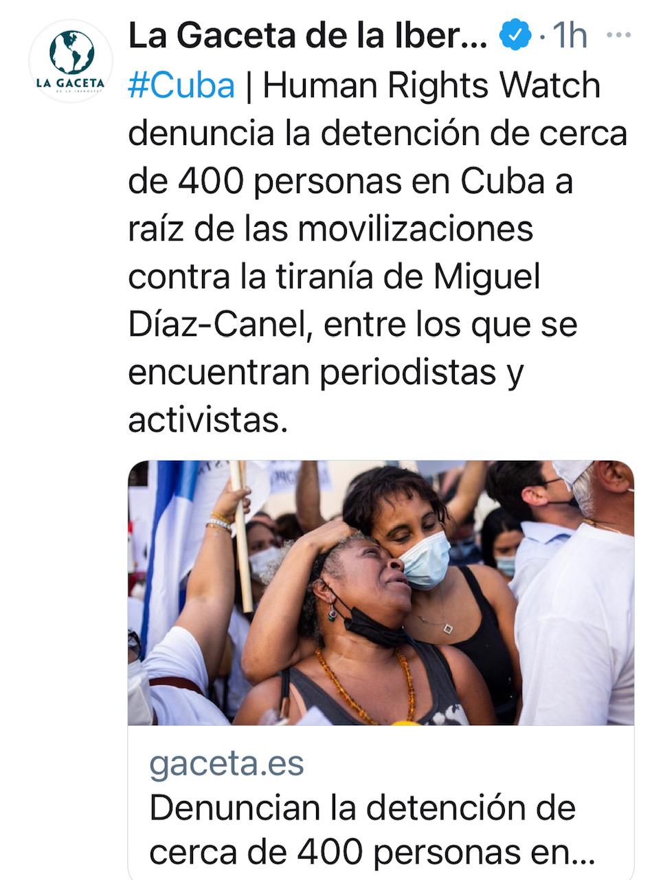 Cuba, el pueblo se ha cansado de la dictadura - Página 2 Img_8523
