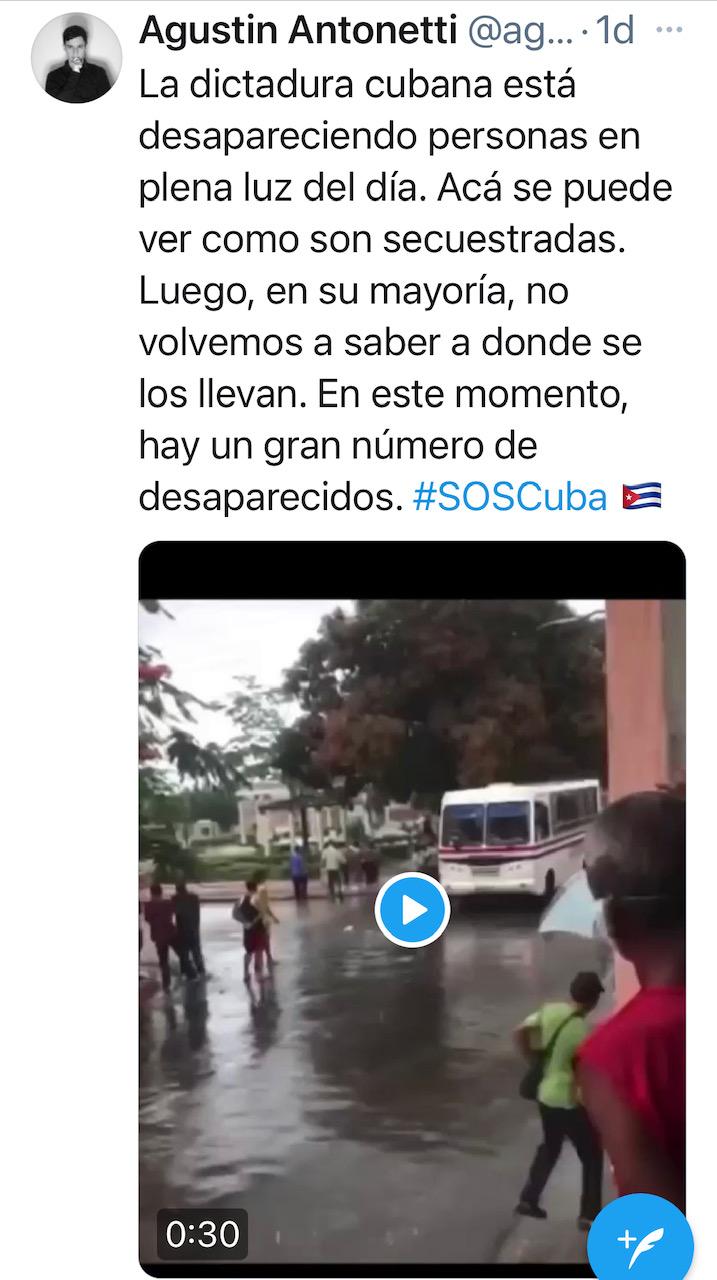 Cuba, el pueblo se ha cansado de la dictadura - Página 2 Img_8524