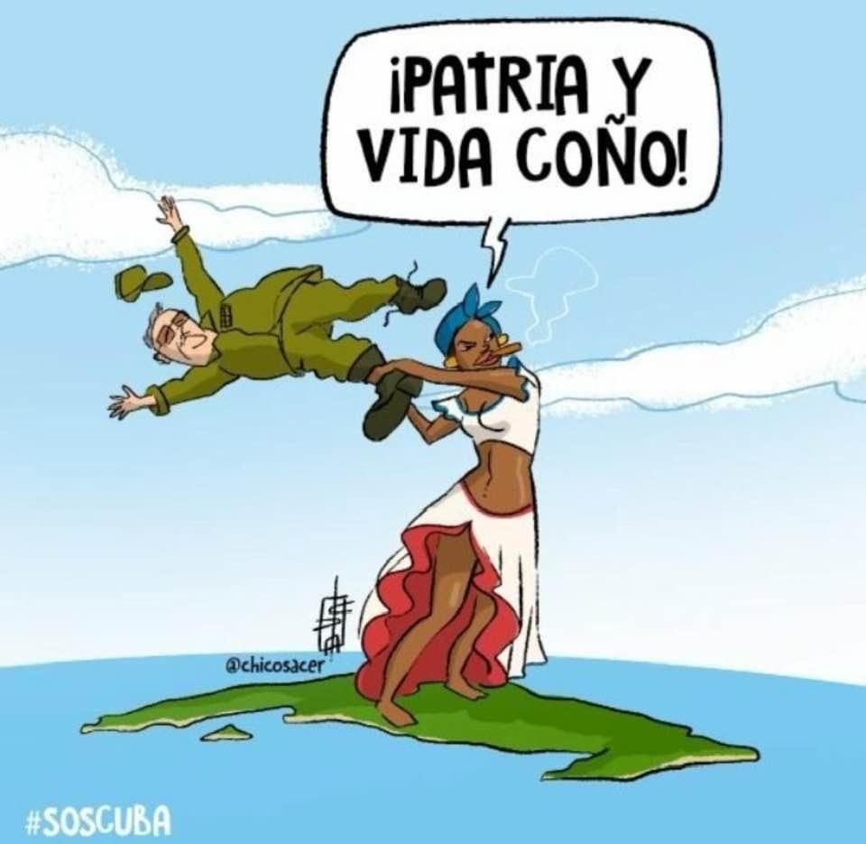 Cuba, el pueblo se ha cansado de la dictadura - Página 2 Img_8525