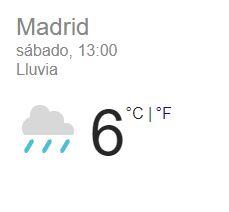 El clima de hoy donde tú vives - Página 15 Madrid12