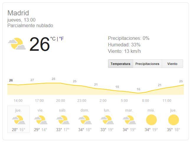 El clima de hoy donde tú vives - Página 16 Madrid13