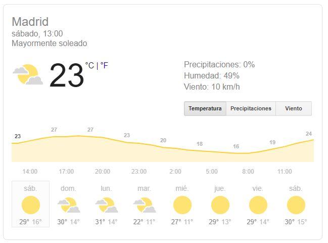 El clima de hoy donde tú vives - Página 18 Madrid14