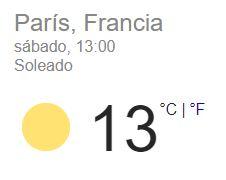 El clima de hoy donde tú vives - Página 15 Paris10