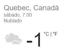 El clima de hoy donde tú vives - Página 15 Quebec10