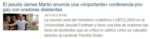 """""""Las uniones homosexuales como expresión legítima y digna del ser humano"""" Ytres10"""