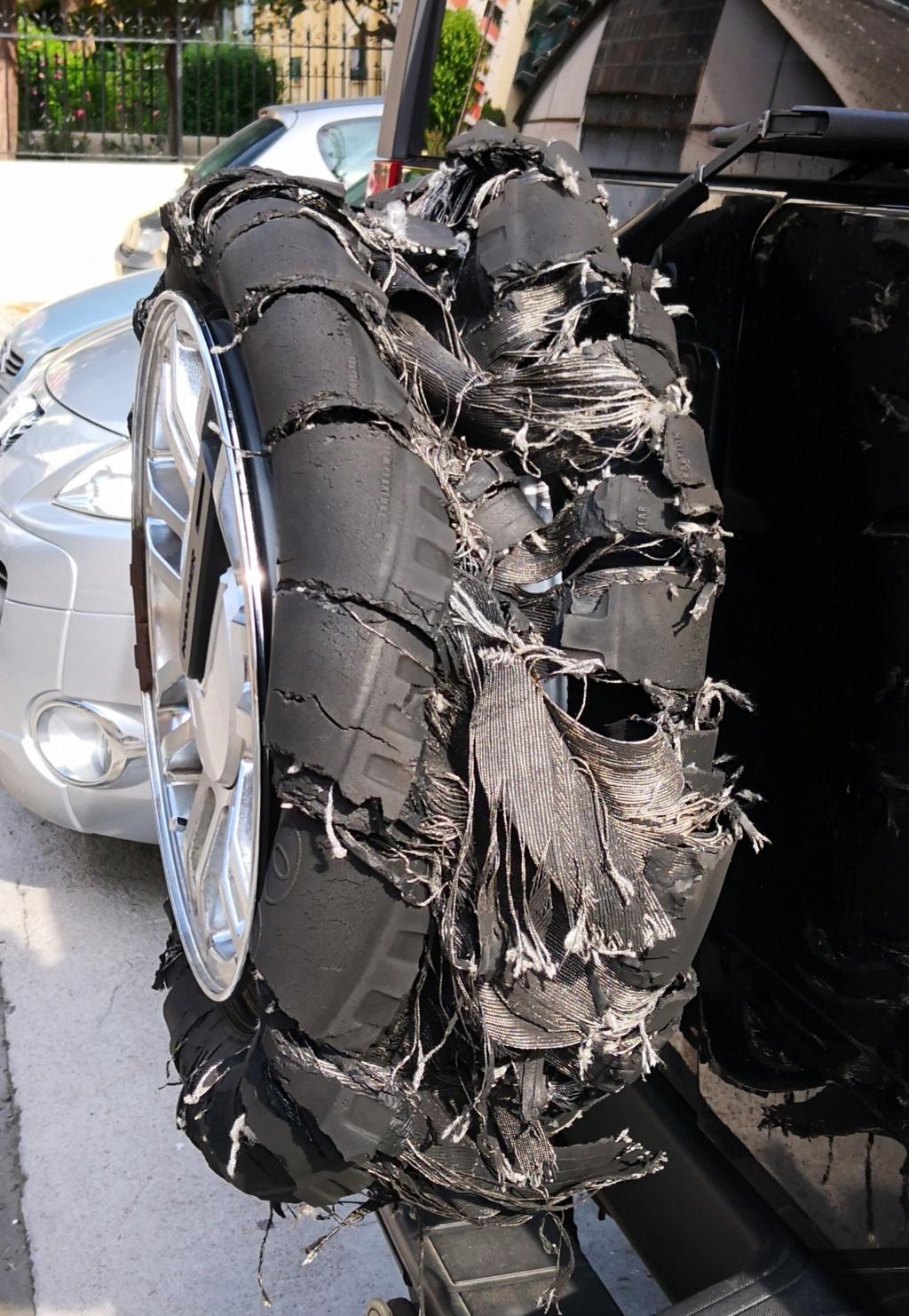 Un pneu en moins ? Tranquille !!! en hummer Pneu_h11