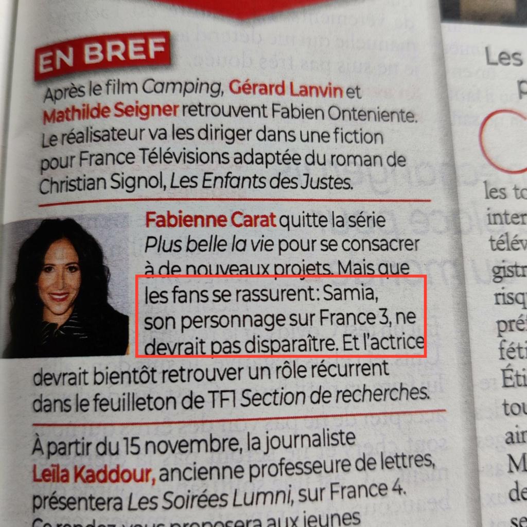 Samia Nassri (par Fabienne Carat) - Page 16 Img_2011