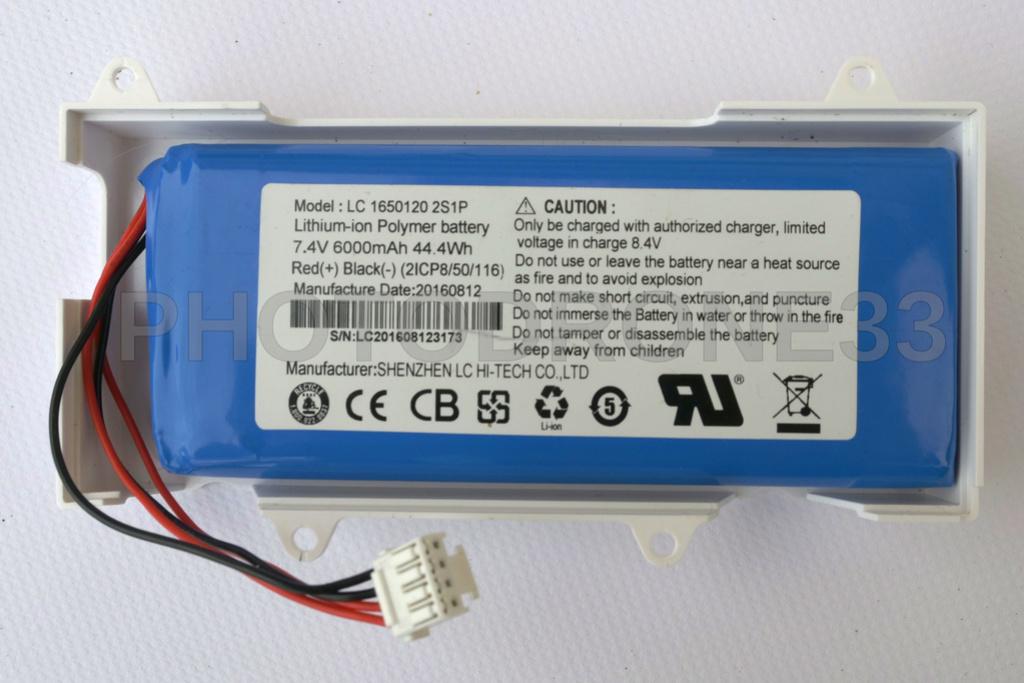 Batterie neuve de Spark qui ne charge pas P1166010