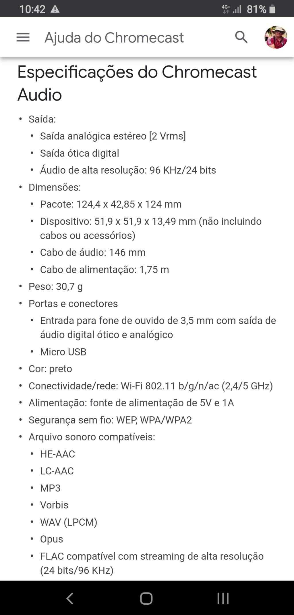 ESPAÇO DE AUDIO & VIDEO DO CECELO 01 - Página 11 Screen25