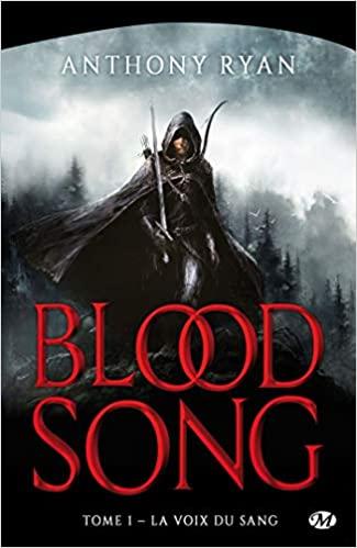 [Ryan, Anthony] Blood Song - Tome 1 : La voix du sang 41lxci10