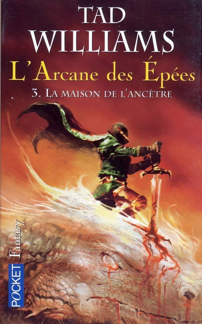 [Willams, Tad] L'Arcane des épées Tome 3 : la Maison de l'ancêtre.  71fcdi10