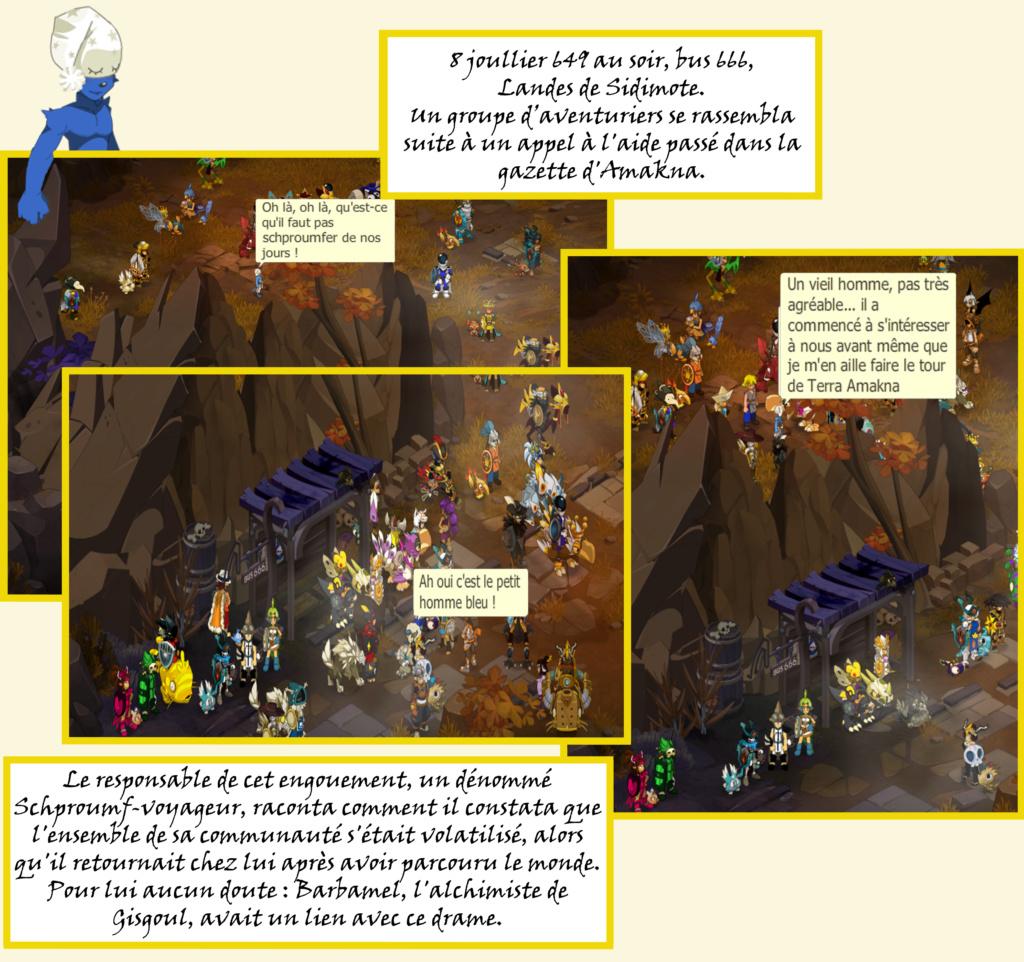 [CR] Où sont passés les petits êtres bleus ? Planch87