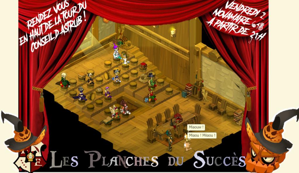 [2/11/648] Soirée-jeu - Les planches du succès ! Public18