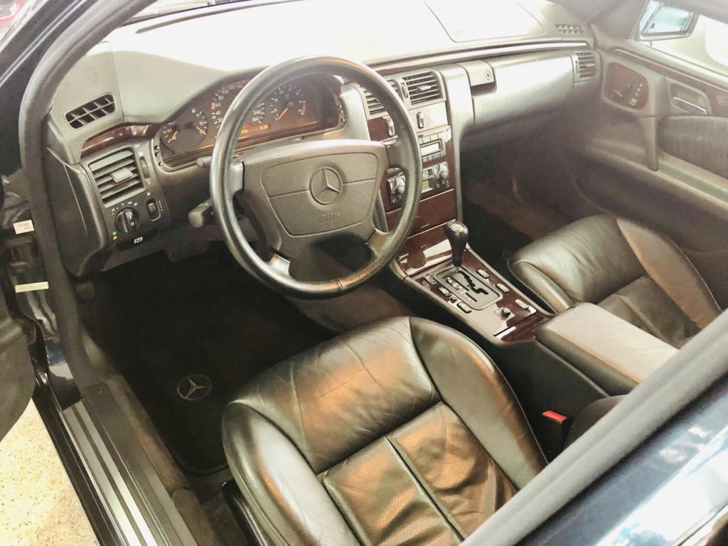 Mercedes E420 1997 77000km R$39.900,00 1dec3810