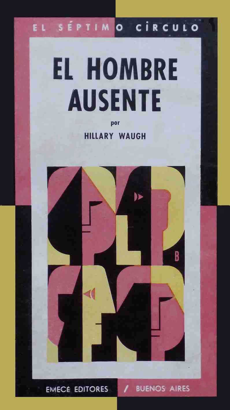 El hombre ausente - Hillary Waugh Hombre10