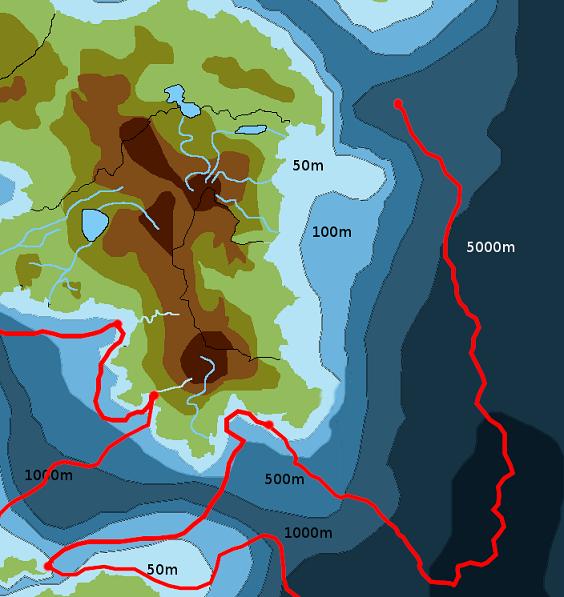 Missions océanographiques dans l'Archipel - Page 2 Me011110