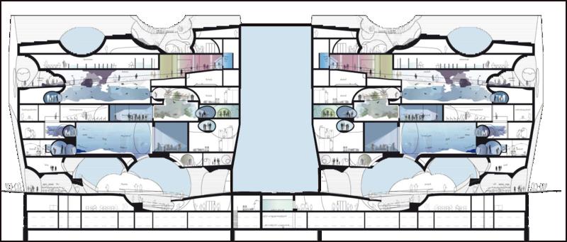 Construction du Muséum-Aquarium Micromondial Océanographique (MAMO) Projet11