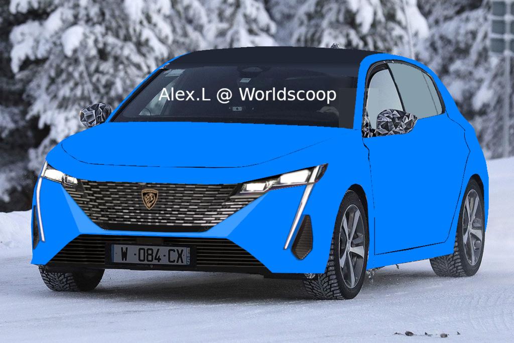 2021 - [Peugeot] 308 III [P51/P52] Alexl_11