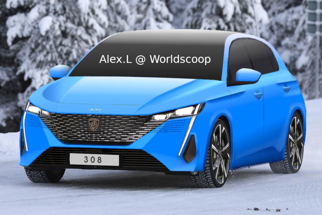 2021 - [Peugeot] 308 III [P51/P52] Alexl_12
