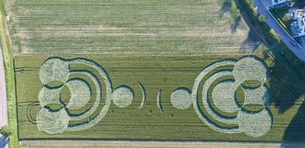 Crop circle Scree127