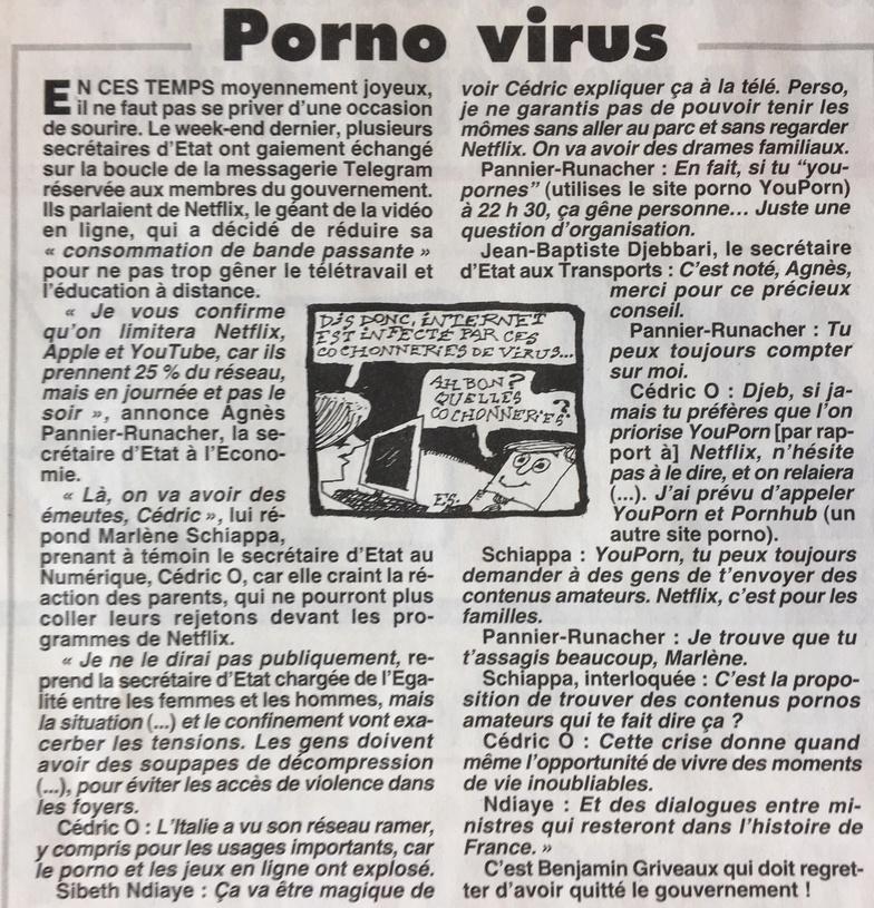 Coronavirus, complots moisis, balivernes, sornettes et coquecigrues - Page 4 Screen40