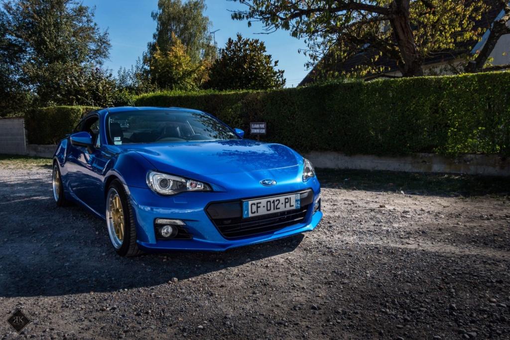 Subaru Brz World Rallye Blue  Cce6c810