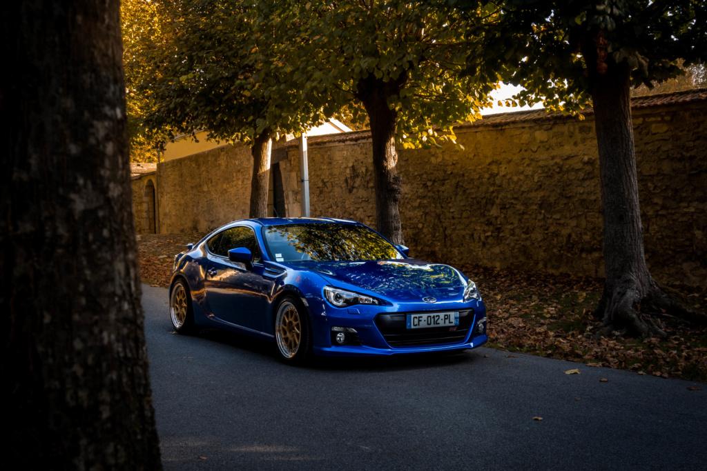 Subaru Brz World Rallye Blue  Dsc01511