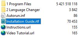 1.46 Update Read Me file isn't working? Asdfas10
