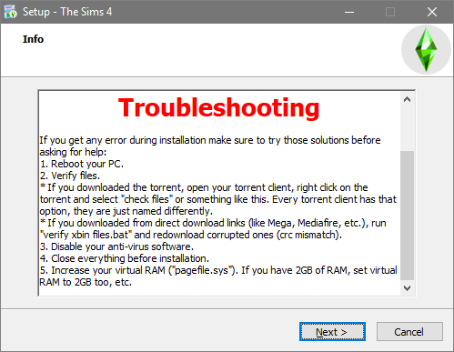 Anadius' The Sims 4 Installer Always Gets Stuck Troubl10