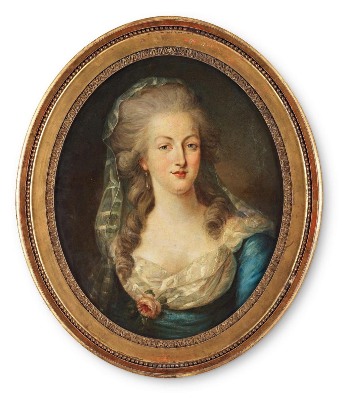 Marie Antoinette par Jean Laurent Mosnier 11556310