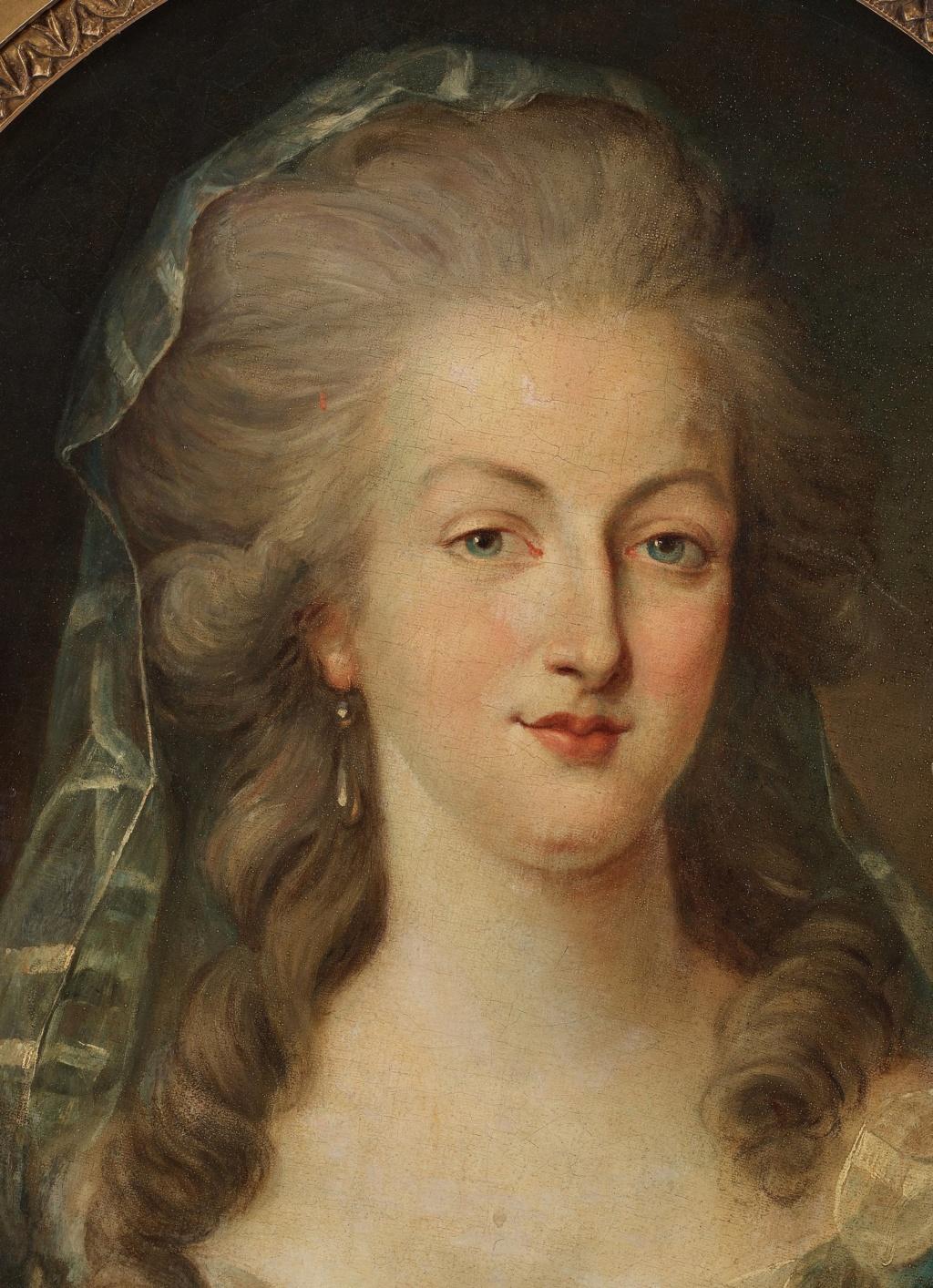 Marie Antoinette par Jean Laurent Mosnier 11556311